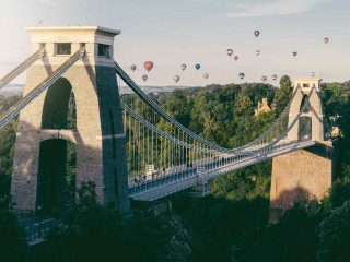 Bristol Bridge Balloons