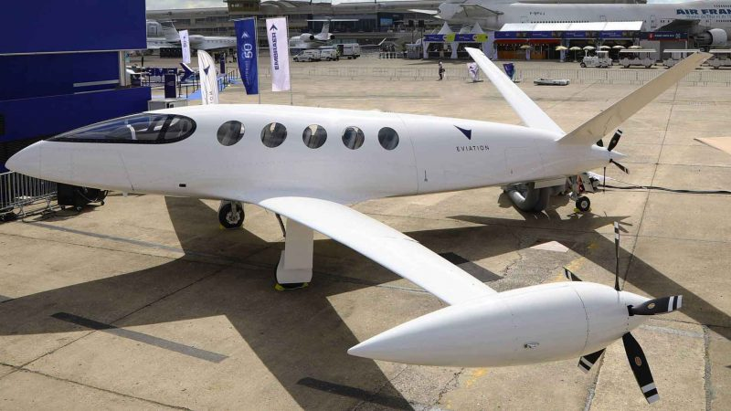 Eviation Alice Electric Plane