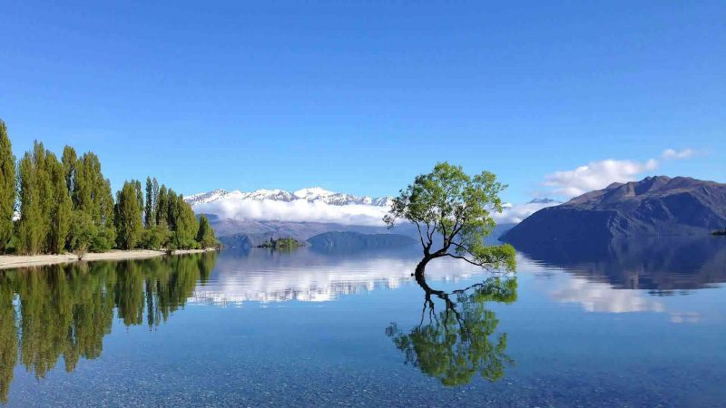 Lake Wanaka New Zealand
