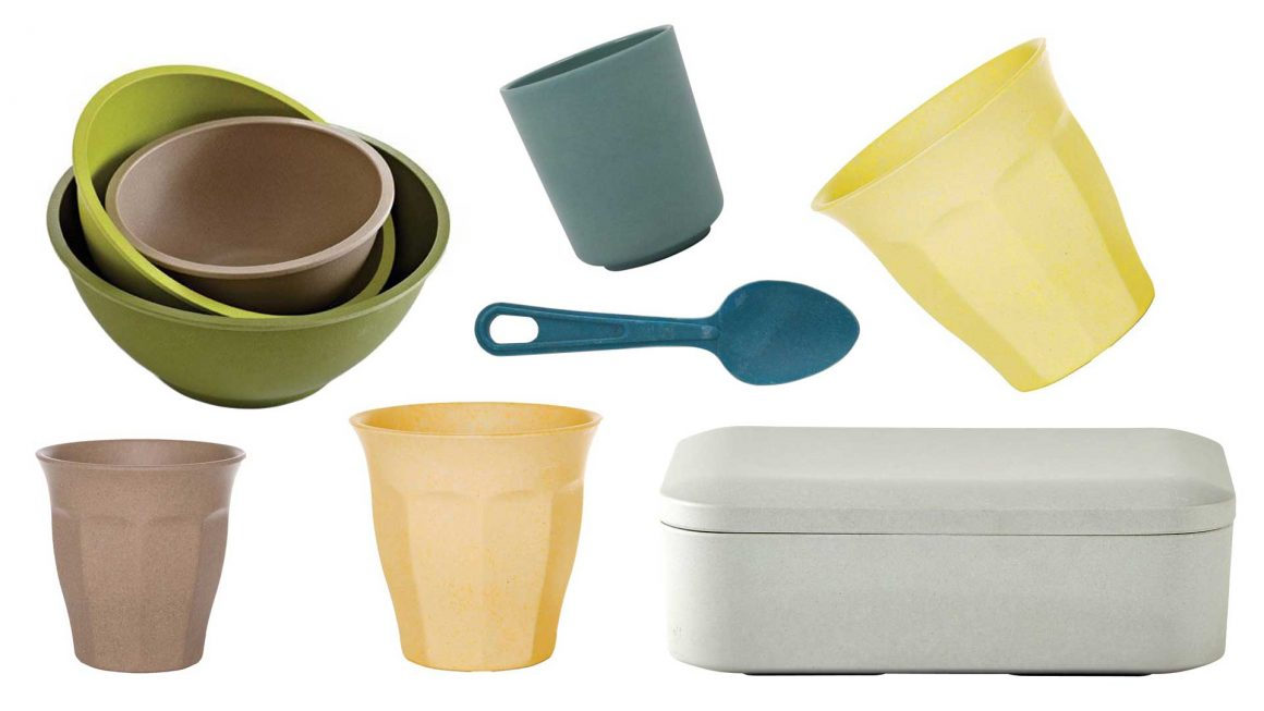 Bamboo-plastic-composite-kitchenware
