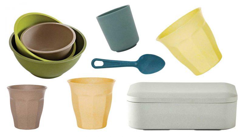 Bamboo-plastic-composite-kitchenware