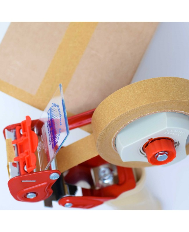 Paper Packing Tape Small Width 24mm x 50m (1)
